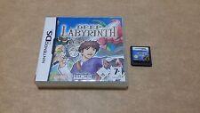 Deep Labyrinth (Nintendo DS) UK version européenne PAL