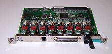 Panasonic KX-TDA100 LCOT8 KX-TDA0180 8-port Analog Trunk Card