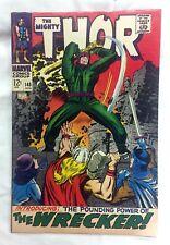 MIGHTY THOR #148 ~ 1968 Marvel Comics -Stan Lee! Origin of Black Bolt! Loki!