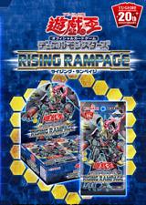 Japanese Yugioh, Rising Rampage Booster Box Sealed RIRA