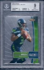 RUSSELL WILSON 2012 FINEST RC #140 BGS 9