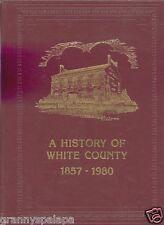 History White County Georgia, 1857-1980 + Genealogy, Family History