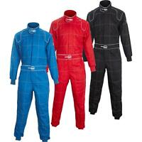 Speedway Race Fire Resistant Two Layer 1-Piece SFI 3.2A/5 Rated Racing Suit