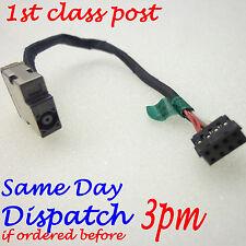 Original De Hp Compaq 15-a003sa Dc Jack Socket Puerto Conector De Carga 742822-td1