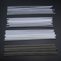 50pcs Plastic Welding Rods ABS/PP/PVC/PE Welding Sticks For Plastic Gun Welder