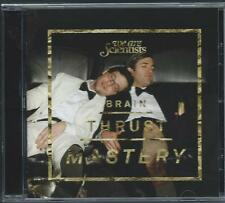 We Are Scientists - Brain Thrust Mastery (CD 2008) NEW