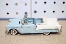 1/43 Franklin Mint 1955 Chevrolet Bel Air Convertible