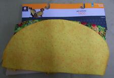 Taco Pet Costume M Medium 50lb beagle cocker spaniel border collie schnauzer