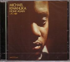 CD  (NEU!) . MICHAEL KIWANUKA - Home again (2012 mkmbh