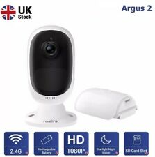 Reolink 1080P Battery Wireless Security Camera Starlight Night Vision Argus 2