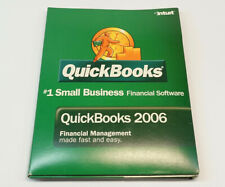 Intuit Quickbooks 2006 Install CD for Windows 2000/XP, Complete