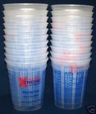 Twenty 32oz Plastic Paint Mixing Cups w/Graduations