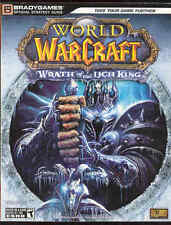 World Of Warcraft WOW Official Strategy Guide Book Wrath Of The Lich King
