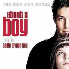 About a Boy Badly Drawn Boy MUSIC CD