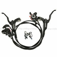 SHIMANO BR-BL-M355 Hydraulic Disc Brake Set Front and Rear Calipers Black
