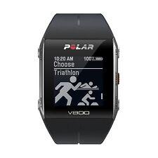Polar V800 GPS Sports Watch W/Heart Rate Monitor Black/Grey ***STORE RETURN***