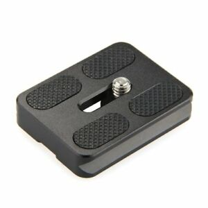 BGNING Universal Tripod Monopod Quick Release Plate Head PU50 DSLR Accessories