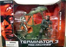McFarlane - Terminator 3: Rise of the Machines - T-850 VS. T-X Deluxe Boxed Set