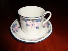 Royal Doulton BLOOMSBURY Cup And Saucer LS1082