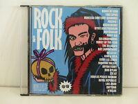 CD Sampler Rock & Folk 33 MOTORHEAD KINGS OF LEON SPIVS LEE LEWIS FERRY DYLAN