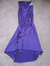 E-vie Purple Party Dress with Butterfly, size 10