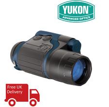 Yukon NVMT Spartan 3x42 WP Night Vision Monocular 24122WP (UK Stock)