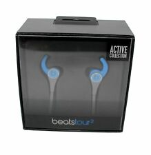 Beats Tour 2 con Cable In-Ear auriculares, Colección activo-Blue Flash Nuevo