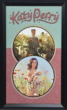 Katy Perry Signed Prism Vinyl Record CUSTOM FRAMED JSA COA RARE! RSD Autograph