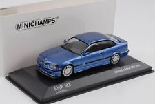 BMW M3 E36 Coupe 1992 estorilblau metallic 1:43 Minichamps
