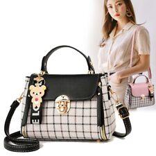 Women Handbags Shoulder Bags Tote Purse Faux Leather Bag Satchel Messenger