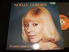 """NOELLE CORDIER<>UN AMOUR COMME<>12"""" LP Vinyl~Canada Pressing ° ABLE ABL-7022"""