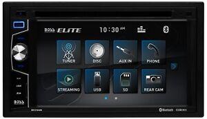 "Boss Audio 6.2"" Touchscreen Bluetooth Car Stereo DVD Player Receiver *BV755B"