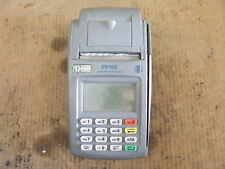 First Data Credit Card Machine Terminal FD100