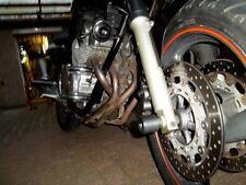 YAMAHA xj6 Asse Anteriore Protezioni Per Forcella Crash funghi Lacrima dispositivo di scorrimento 1992 1998 s1u