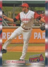 2016 Southern League All Star N DJ Baxendale RC Rookie Twins