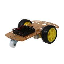 Kit Chasis WST inteligente de motores Robot Car velocidad Encoder Caja de bateP8