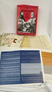 Road to Washington: Battle of Second Bull Run 1970s Vintage Game War Game #924