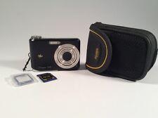 Vintage - GE 7.0 Megapixel A735 Camera - 2 Memory Cards - Kodak Case - WORKS