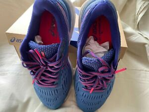 Asics ladies trainers GT-2000 flytefoam sole running shoes lightly used size 5.5