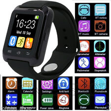U80 Bluetooth Smart Wrist Watch GSM Phone For Android IOS For Samsung For iPhone