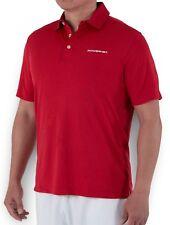 PowerNet Men's Performance Polo Golf Shirt Short Sleeve Loose Fit