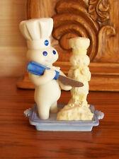 Pillsbury Doughboy Self Portrait In Butter Figurine Bake-Off Contest Danbury