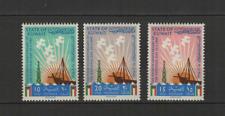 KOWEIT 3 timbres neufs 1965 4e anniversaire de la journée Nationale  /T3043