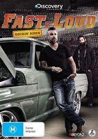 Fast N' Loud - Rockin' Rides (DVD,2016, 2-Disc Set) Region 4