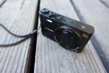 Sony Cyber-shot DSC-WX350 18.2 MP Digitalkamera - Schwarz