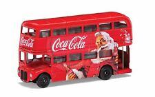 1 64 Coca Cola Christmas London Bus - Corgi
