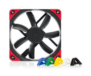 NEW Noctua NF-S12A PWM 1200RPM 120MM Case Cooling Fan Low-Noise 4-pin Connector