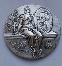 History of most important German Jewish family medal Mendelssohn Family