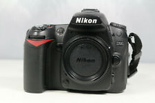 Nikon D D90 12.3 MP SLR-Digitalkamera - Schwarz (Nur Gehäuse)