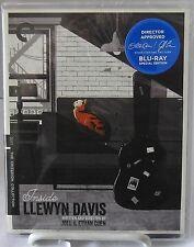 Inside Llewyn Davis (Blu-Ray Disc Criterion Jan-2016) Black Comedy, Coen Bros.